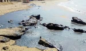 EPA halts operations of Byco after oil spill ruins Mubarak Village-Churna Island coastal belt