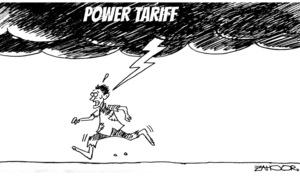 Cartoon: 26 October, 2018