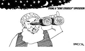Cartoon: 27 October, 2018