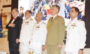 Romanian Army Day marked