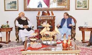 Fazl fails to persuade Nawaz to attend MPC