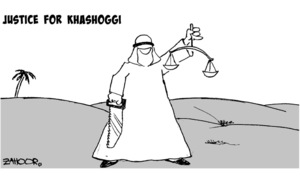 Cartoon: 29 October, 2018