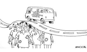 Cartoon: 30 October, 2018