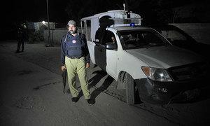 مسلح افراد نے ایڈیشنل آئی جی پشاور کو لوٹ لیا