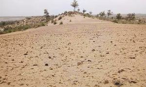 Sindh govt, NDMA mull over strategy to counter drought in eight districts