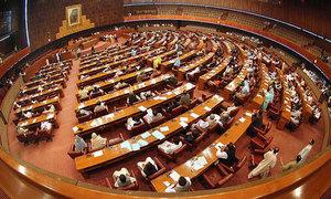 قومی اسمبلی کا اجلاس ملتوی کرنے پر اپوزیشن برہم