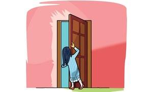 Story Time: The girl who felt awkward