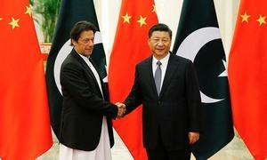 کپتان کا دورۂ چین اور گھبراہٹ کے شکار پاکستانی تاجر