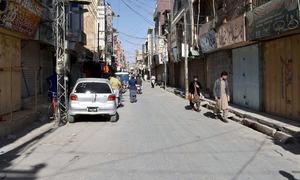 Traders observe strike in Quetta