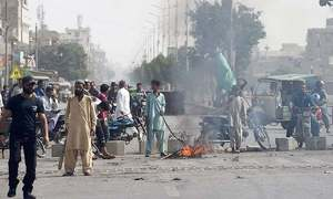 2 more cases registered against protesters in Islamabad