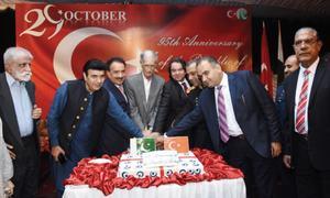 Turkish Republic Day celebrated
