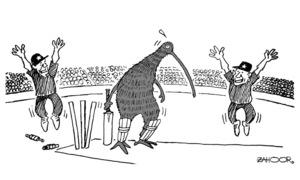 Cartoon: 5 November, 2018