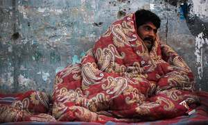 Low gas pressure intensifies impact of cold wave in Quetta