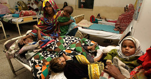 Nine more infants die in drought-hit Thar in a day