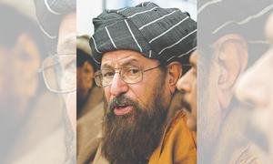 'مولانا سمیع الحق کے قتل میں بیرونی ہاتھ ملوث ہے'