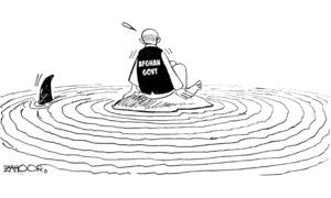 Cartoon: 6 November, 2018
