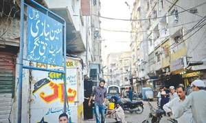 Over 100 shops razed, stalls on footpaths removed in Saddar