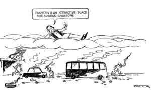 Cartoon: 7 November, 2018