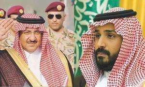 بادشاہت کس کا حق؟ سعودی شاہی خاندان میں جوڑ توڑ
