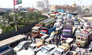 SHC summons key officers over deteriorating traffic situation in Karachi