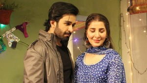 Areeba Habib and Azfar Rehman will play university students in their upcoming drama