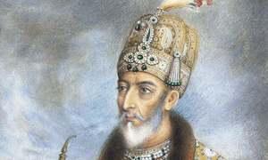 Not just the last Mughal: Three ghazals by Bahadur Shah Zafar, the poet king