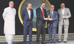 Meezan Bank gets Best Banking Award for 2018