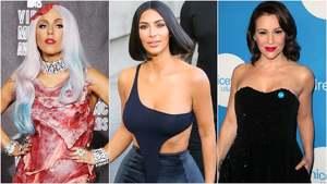 Lady Gaga, Kim Kardashian, Alyssa Milano and more leave Malibu homes as California wildfire rages on