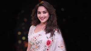 Bollywood superstar Madhuri Dixit joins hands with Netflix