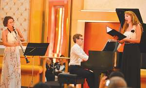 Classical trio delights listeners
