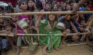 Myanmar denies border shooting as Rohingya repatriation date nears