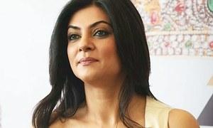 سشمیتا سین نے کم عمر اداکار سے شادی پر خاموشی توڑ دی