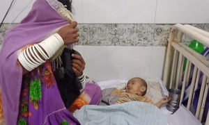 تھر، غذائی قلت اور وائرل انفکیشن سے مزید8 بچے جاں بحق