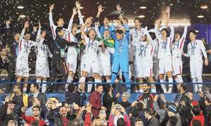 Kashima Antlers win Asian Champions League for first time