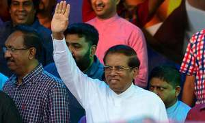 Sri Lankan PM, 44 ex-MPs defect from president's party