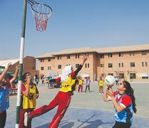 City School PAF win opening clash at Girls Netball Cup