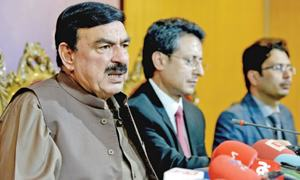 Railways will be extended to Gwadar: Sheikh Rashid