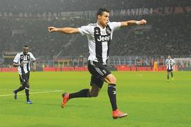 Ronaldo ends San Siro hoodoo as Juve beat Milan
