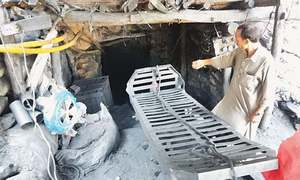 Worker killed in marble mine blast