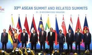 Southeast Asian summit puts focus on trade tensions, trends