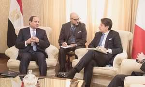 Turkey withdraws from Libya summit in Italy