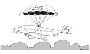 Cartoon: 14 November, 2018