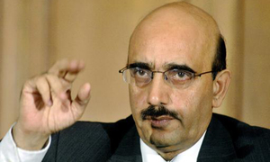No military solution to Kashmir issue, says AJK president
