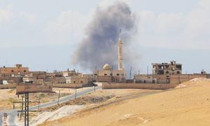 US-led air strikes kill 28 in Syria