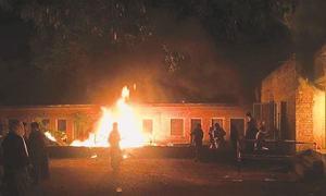 Six workers die, one injured as boiler explodes in Karachi factory
