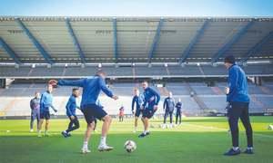 Nations League, piquing interest, reaches business end