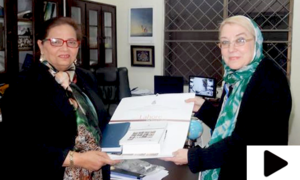 اقوام متحدہ کا پاکستانی خاتون ڈاکٹر کے لیے اعزاز کا اعلان