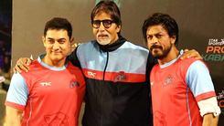 Now Shah Rukh Khan is defending Thugs of Hindostan