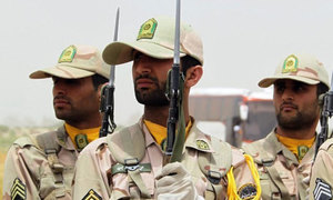 Pakistani security forces recover 5 abducted Iranian guards
