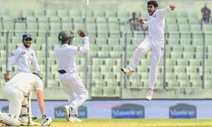 Taylor's grand heroics in vain as Bangladesh level series